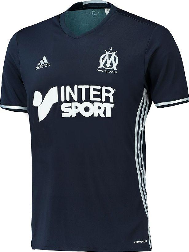 a6f063f748 Adidas divulga novas camisas do Olympique de Marselha - Show de Camisas