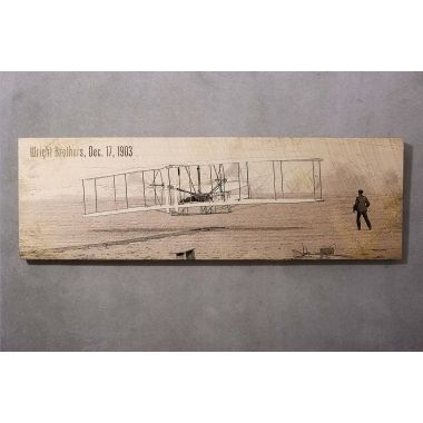 Wright Brothers Wall Art - Kitty Hawk, NC