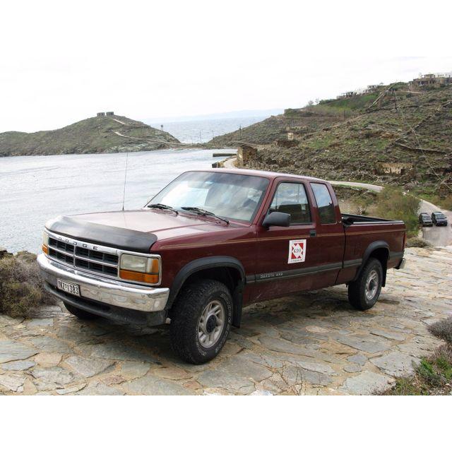 My Faithful Workhorse, The 1990 Dodge Dakota LE Space Cab