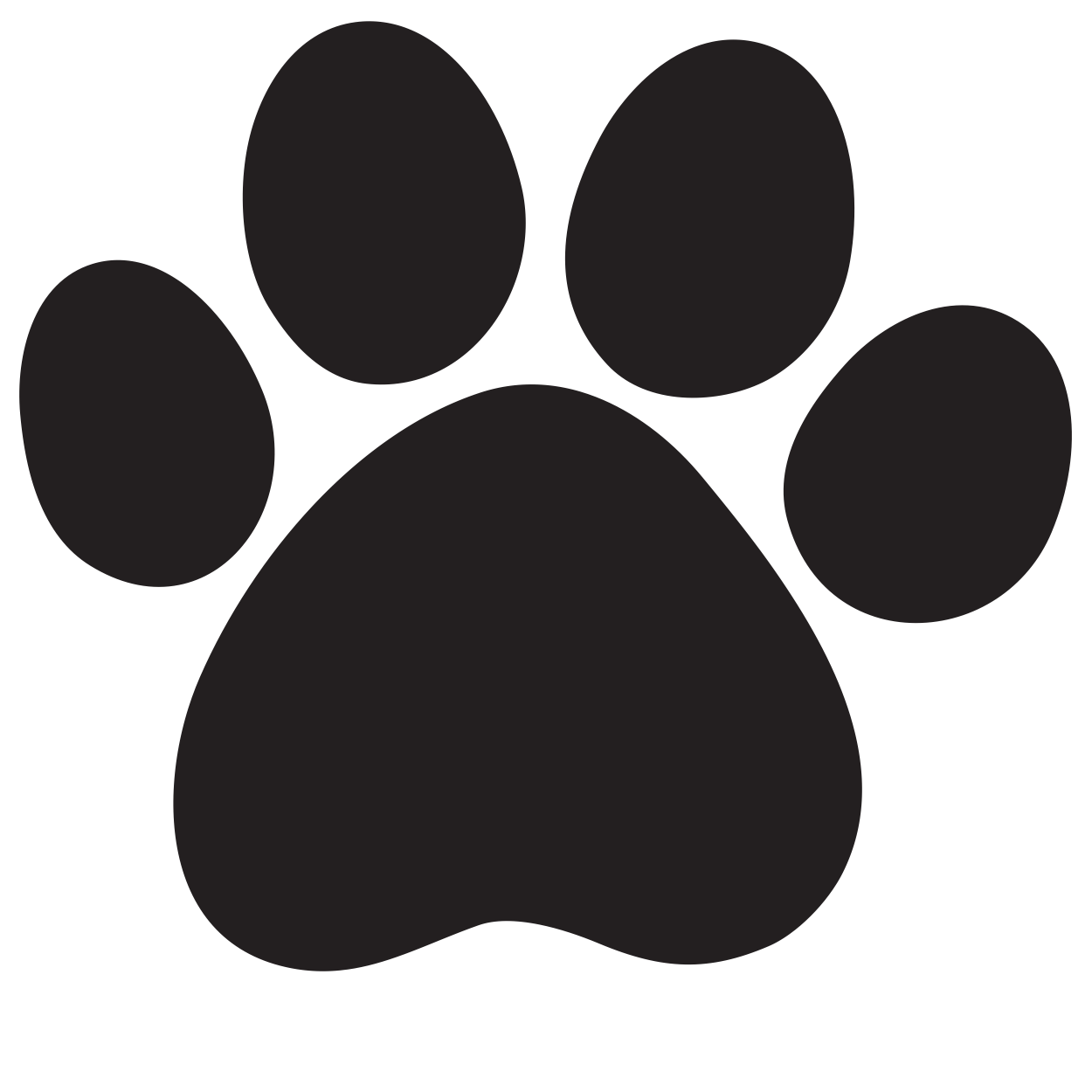 Pin On Images Also fox paw print png available at png transparent variant. pinterest