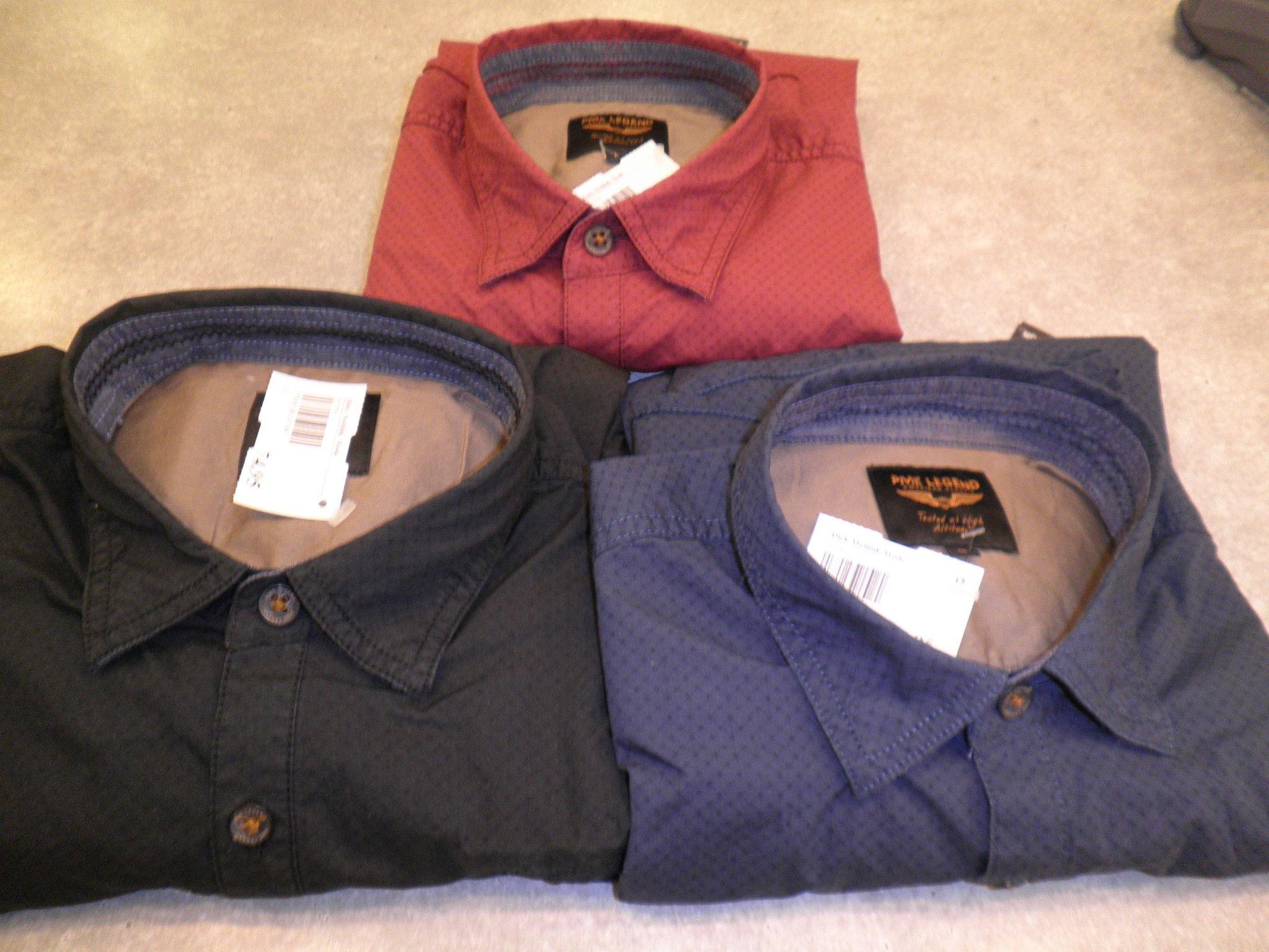 PME blouse in 3 kleuren € 74.95