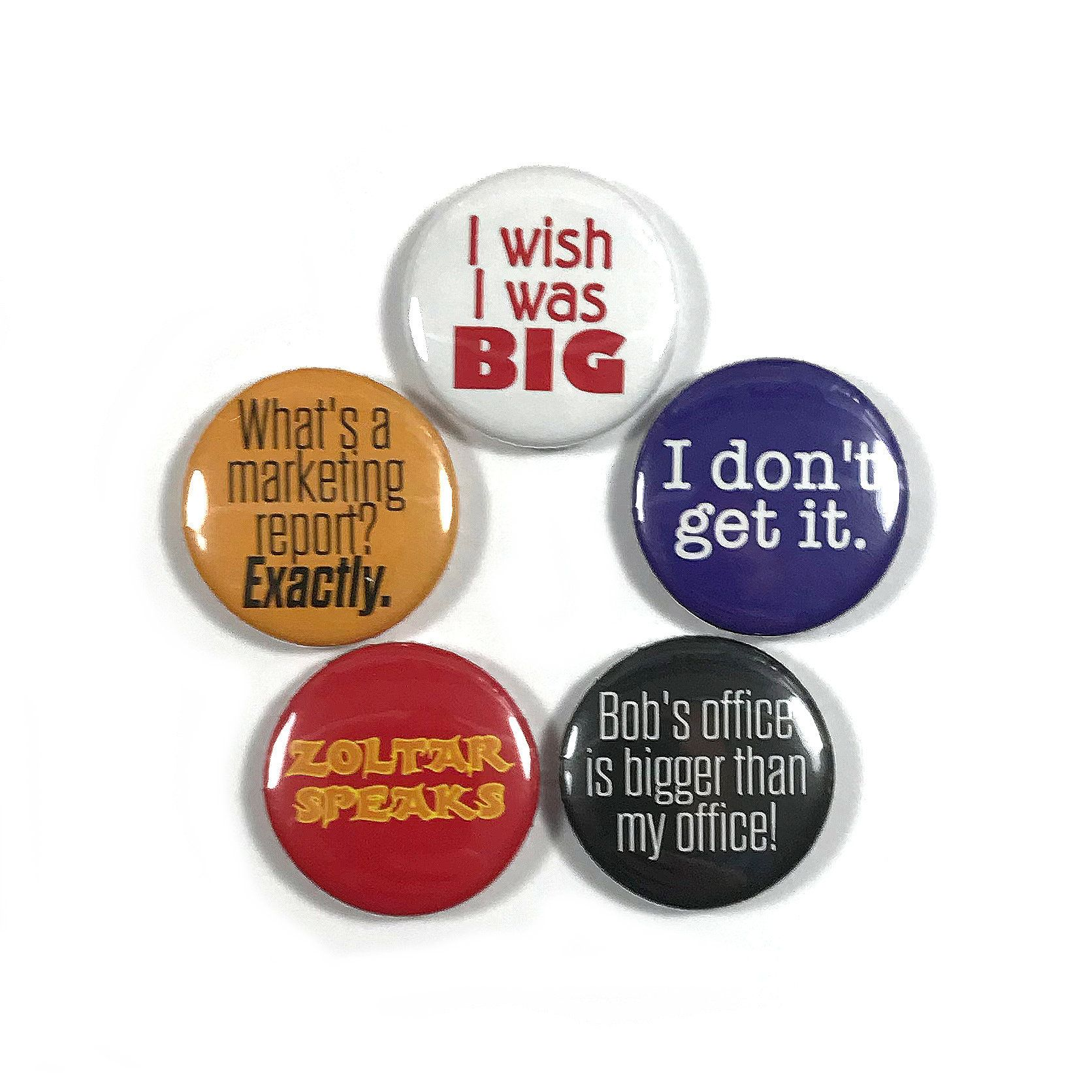 Badge Pin Button 38 mm Trump 2020 USA