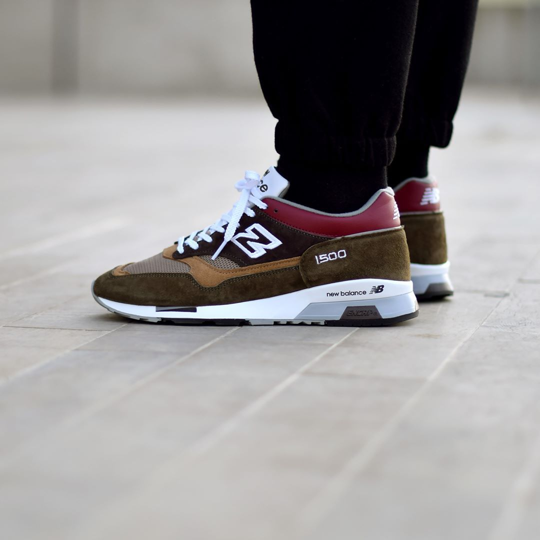 New Balance 1500 GBG Made in UK . DisponibleAvailable