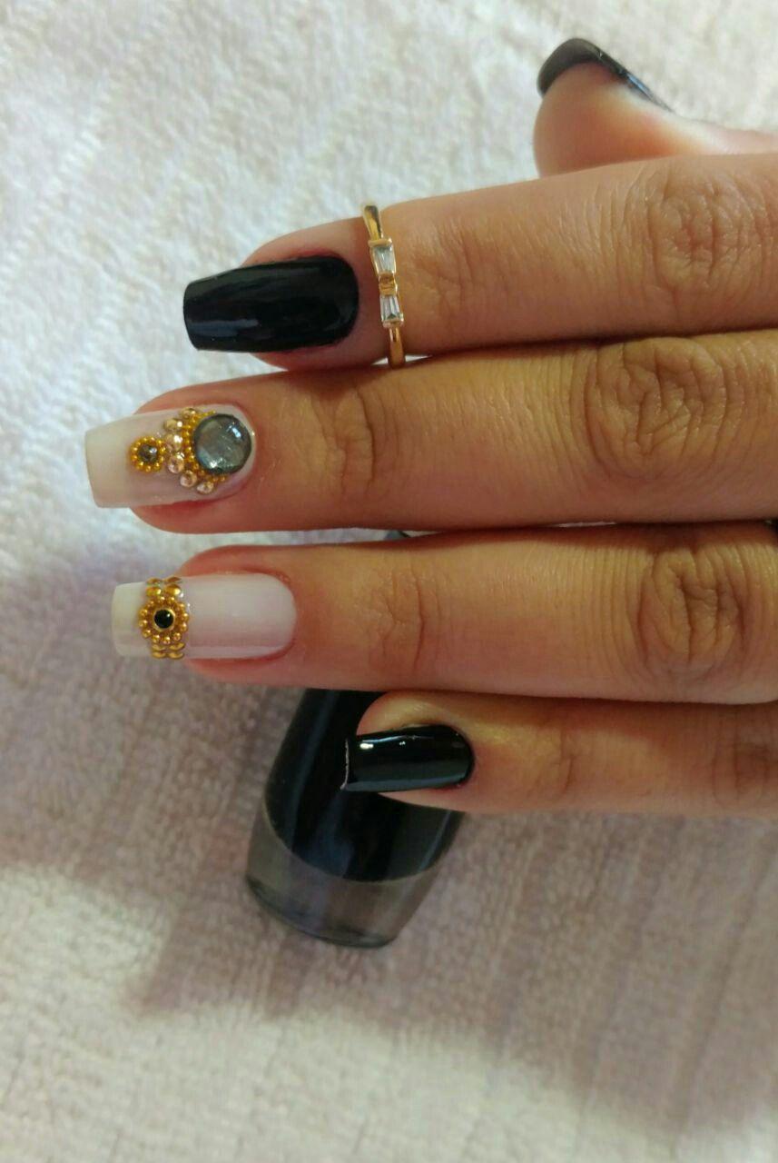 Unhas feita pela melhor manicure #BiancaRosa