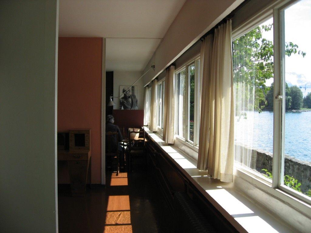 Villa le lac 1922 24 corseaux vevey switzerland le corbusier le corbusier pinterest for Architecture petite villa