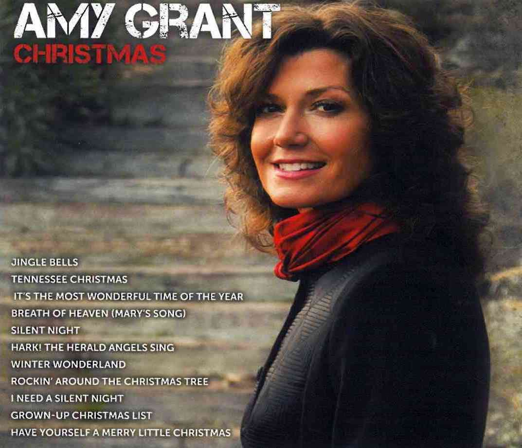 Amy Grant - Icon: Amy Grant Christmas   Amy grant, Tennessee christmas, Mary's song