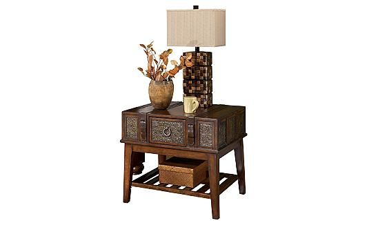 Mckenna End Table The Matching Coffee Table Is Also Sold At