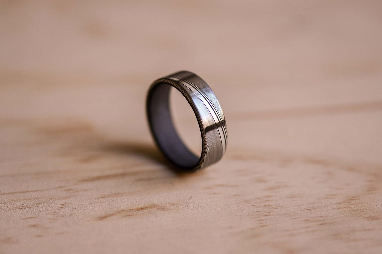 "culturenlifestyle: ""Exquisite Wooden Rings by Romantic Duo Sydney ..."