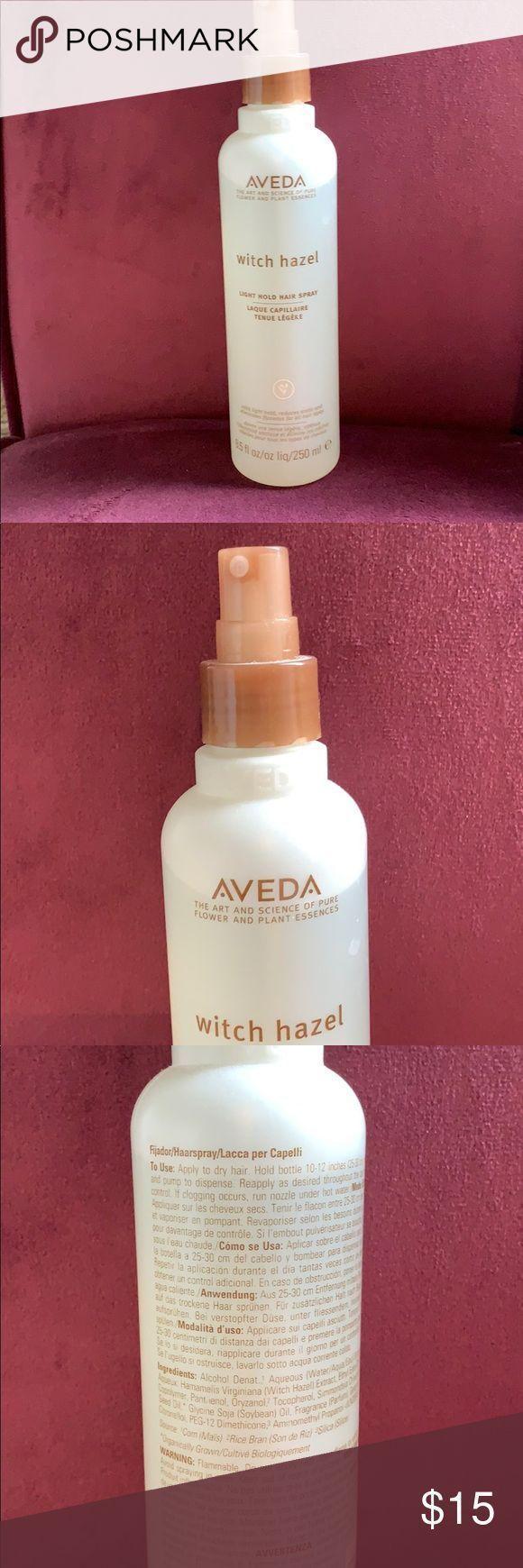 Aveda Hamamelis Haarspray Aveda Haarspray mit leichtem Halt