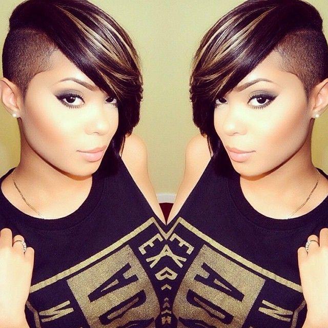 Phenomenal 1000 Images About Short Hair Straight On Pinterest Black Women Hairstyles For Women Draintrainus