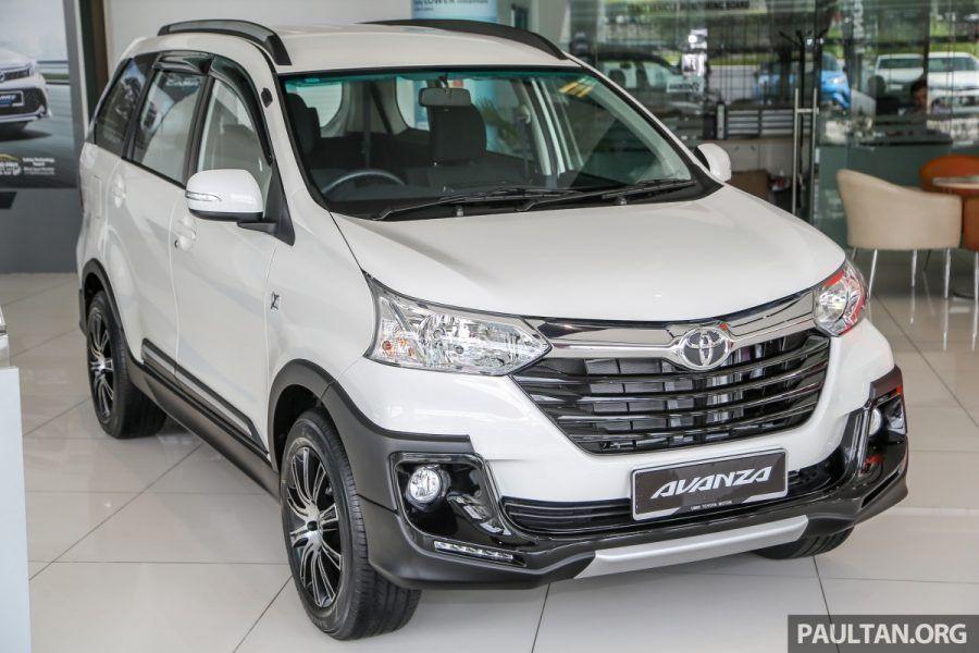 Toyota Avanza Tigre Crossover Mungkin Hadir Di Indonesia