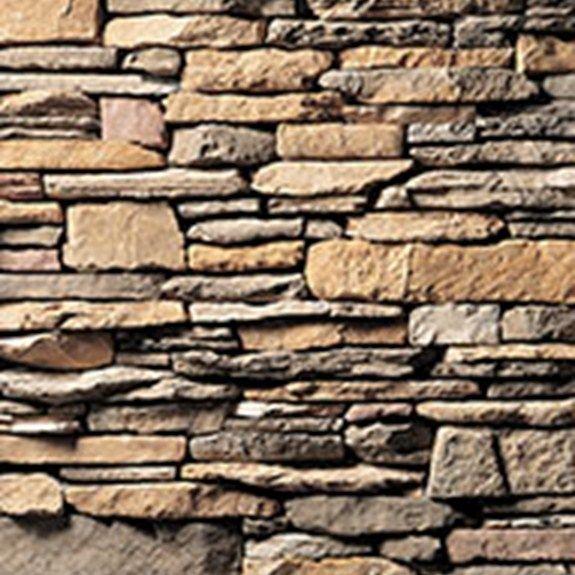 Rustic Southern Ledgestone Cultured Stone Stone