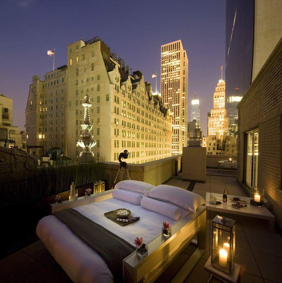 Aka Central Park Hotel New York