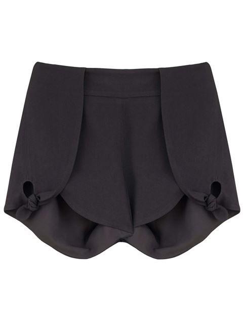 4ab695fbd Short cintura alta | Primavera/ verão | Ropa, Ropa juvenil de moda e ...
