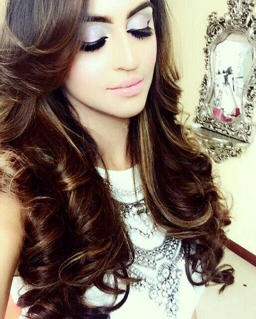 Pin by Marjani on Hair   Krystal dsouza, Long hair styles