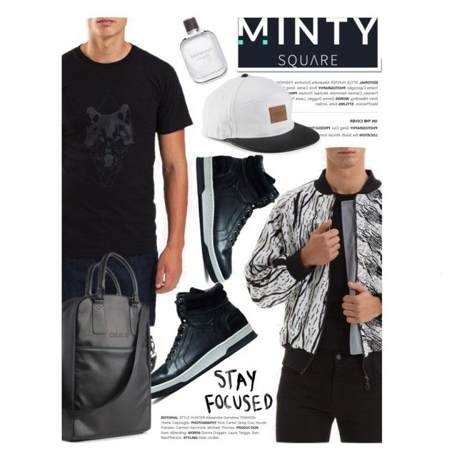 """Stay focused!"" by helenevlacho ❤ liked on Polyvore featuring White Label, Kenneth Cole, menswear, MensFashion, menswearessential and mintysquare"
