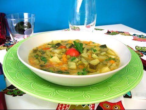 Un viandante in cucina: Zuppa di Zucchine e Patate