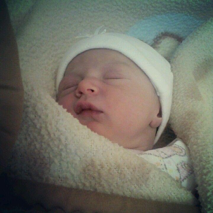 Baby sleeping, Eli, bebé durmiendo