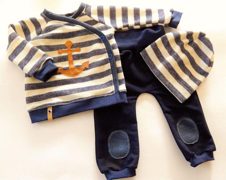 , Sets – Endlich bist DU da ♥ Kombi Ahoi – ein Designerstück von emali_ bei DaWanda, My Babies Blog 2020, My Babies Blog 2020