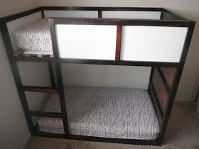 Diy Ikea Bunk Bed For About 30 I Think Its For Toddler Beds Cool