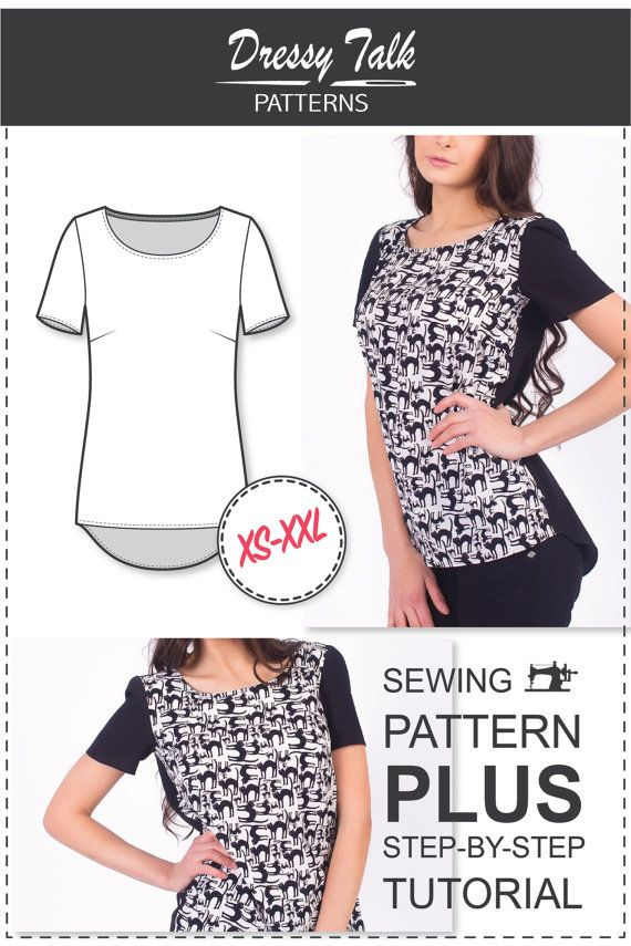 Blouse Patterns - Womens Sewing Patterns - Easy Sewing Projects ...