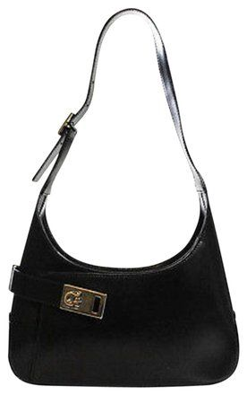 300e36303a89 Salvatore Ferragamo Dressy Or Casual Mod And Linear Great For Everyday  Expandable Front Mint Vintage Hobo Bag