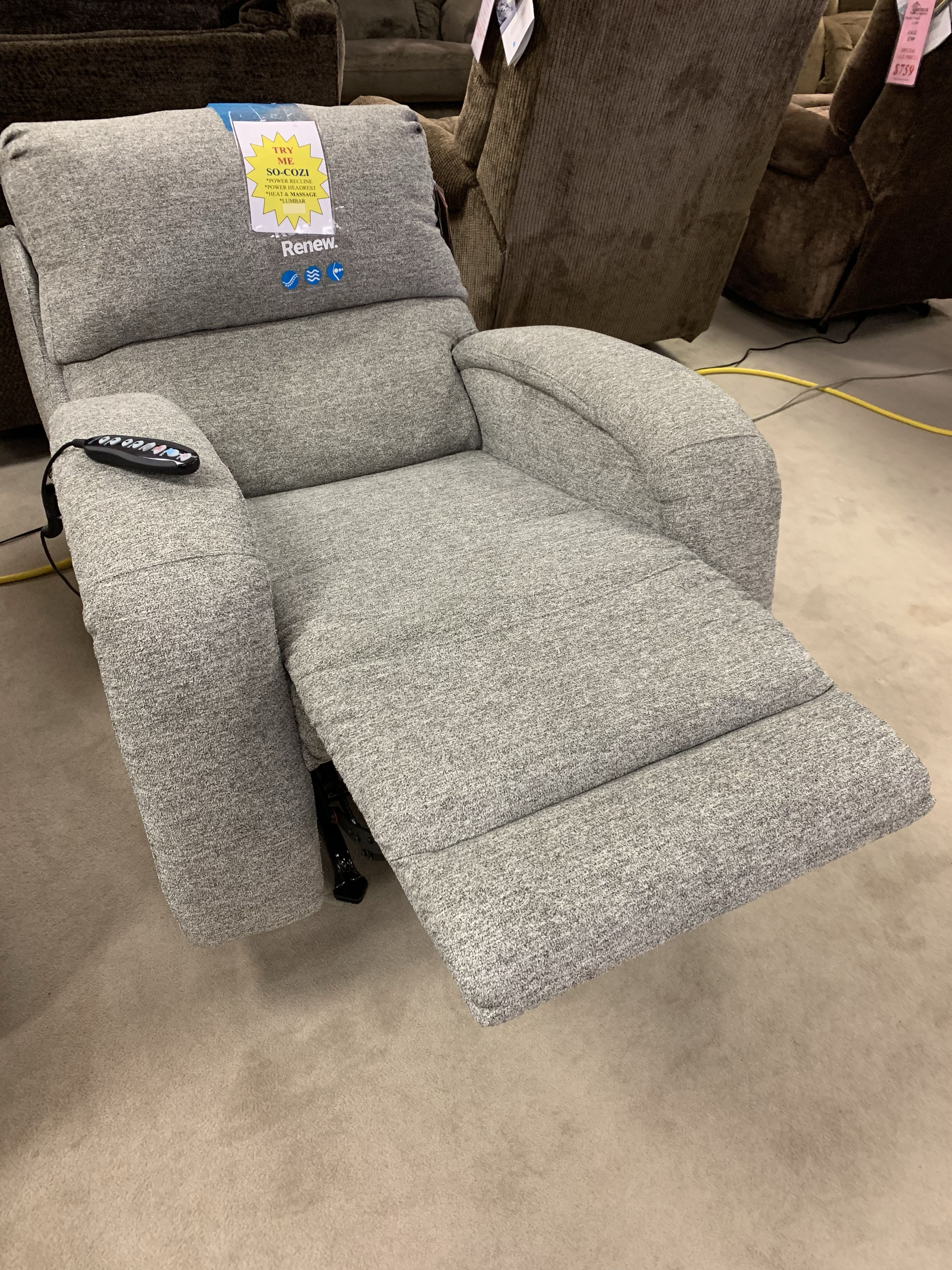 So Cozi Southern Motion Southern Motion Recliner Furniture