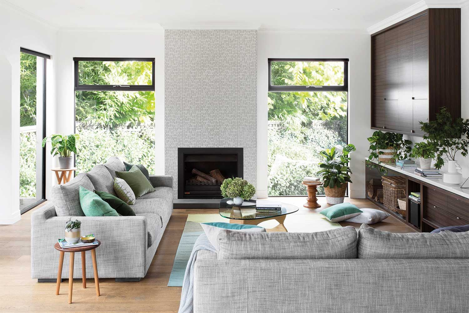 Budget Living Room makeover for under $300   Beautiful ...