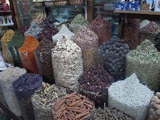 Dubai Old Souks- Spice Souk