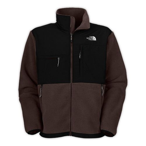 034aff9ca Men North Face cheap Denali Clearance TNF Brown | Cheap North Face ...