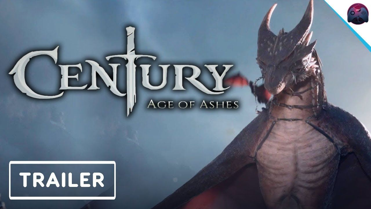 Century Age Of Ashes Announcement Trailer Game Awards 2020 Pc Sports Awards Announcement Gaming Blog