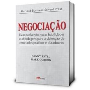 Livro - Negociação - Danny Ertel e Mark Gordon