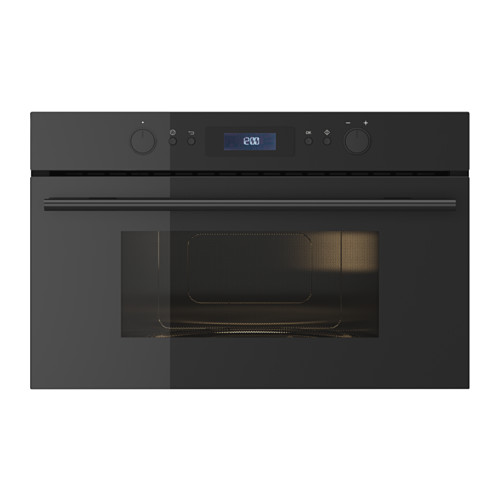 bejublad microwave oven dark grey ikea products microwave oven rh pinterest com