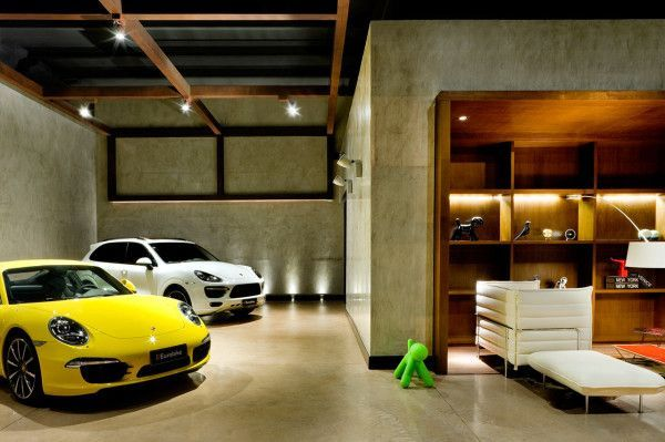 A New Type Of Showroom For Luxury Cars Auto Car Shop And Showroom