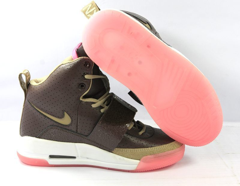 Air Yeezy Grey Fish shoes