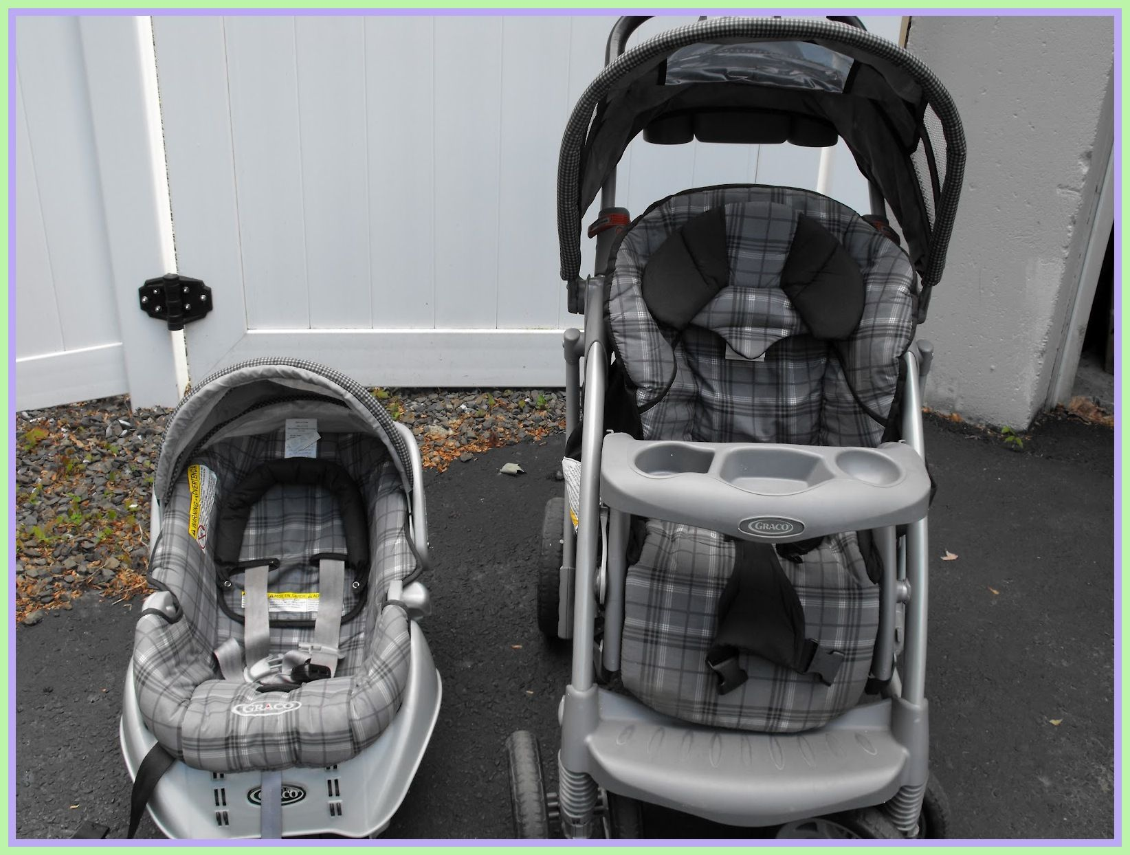 61 reference of graco stroller and car seat instructions