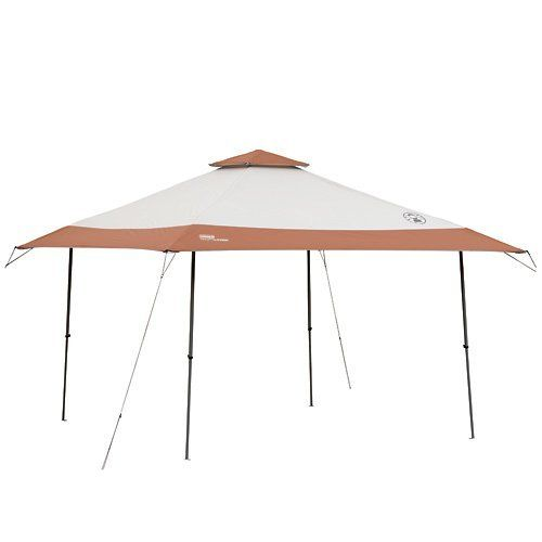 Coleman Instant Canopy 13x13 129 99 169 Sq Ft Of Shade Easy