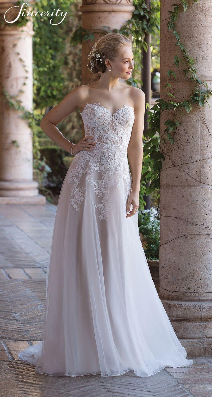 Sincerity wedding dress style wedding dresses pinterest