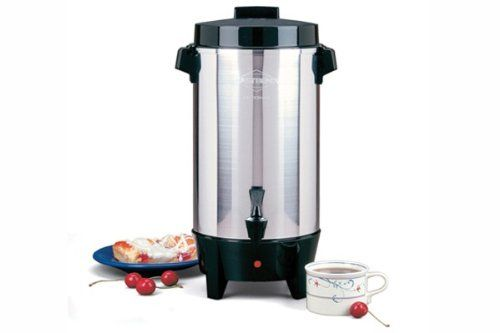 Best Kitchen Faucet West Bend 58002 1242 Cup Automatic Party Perk Coffee Urn You Can Get More Details By Clicking Coffee Urn Large Coffee Maker West Bend