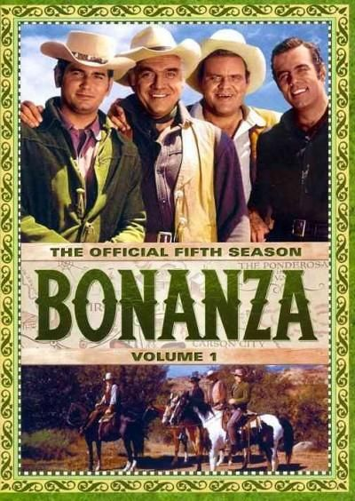 This release contains eighteen episodes culled from the fifth season of the popular western series BONANZA, a show starring Lorne Green, Pernell Roberts, Dan Blocker, and Michael Landon that focused o