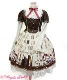 AP Victorian Letter OP in ivory...I don't think I can trust myself to fit in it well without corset lacing though ;_;