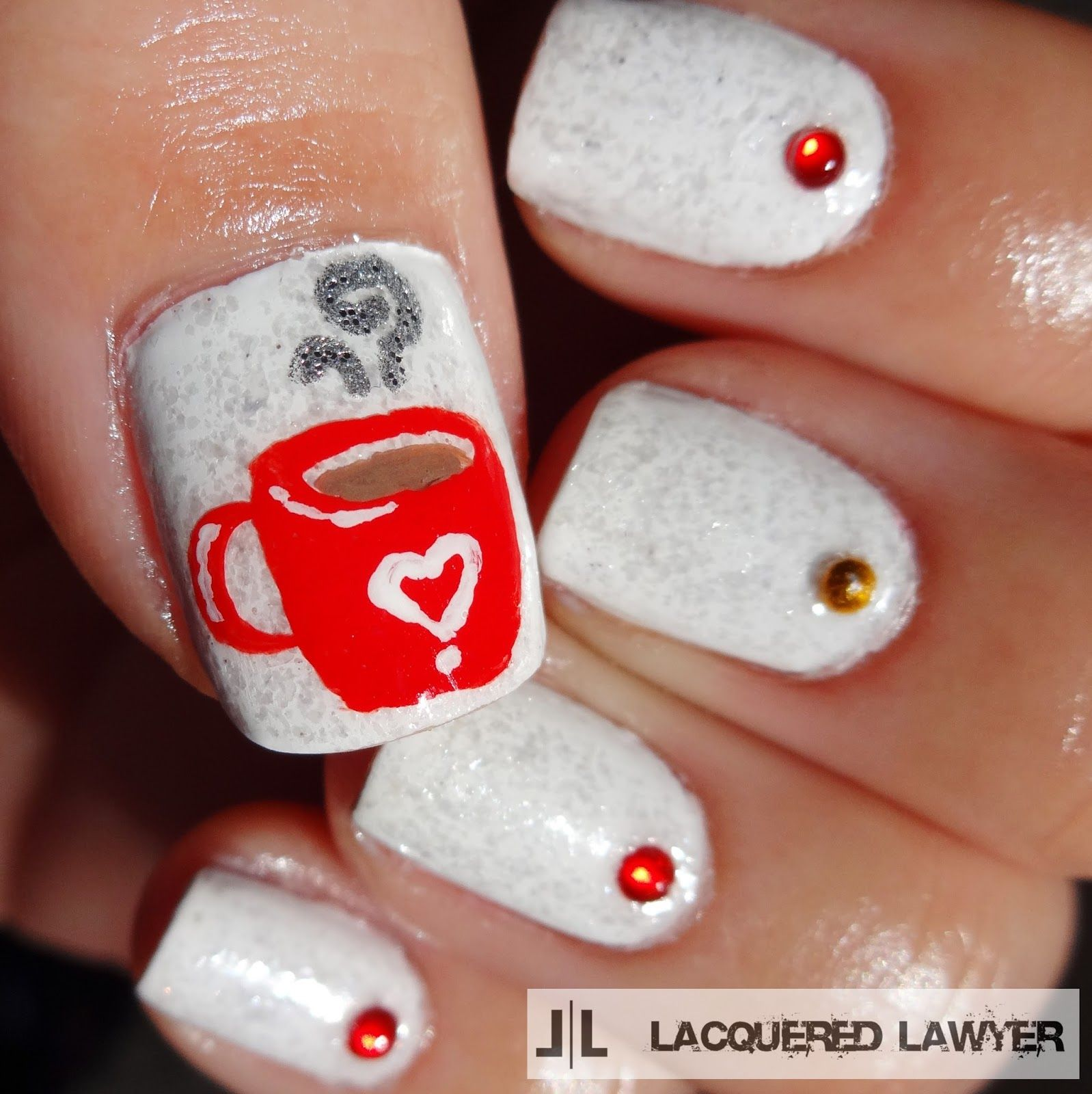 Hot Chocolate Nail Art Blog Fingernail Designs And Xmas Nails