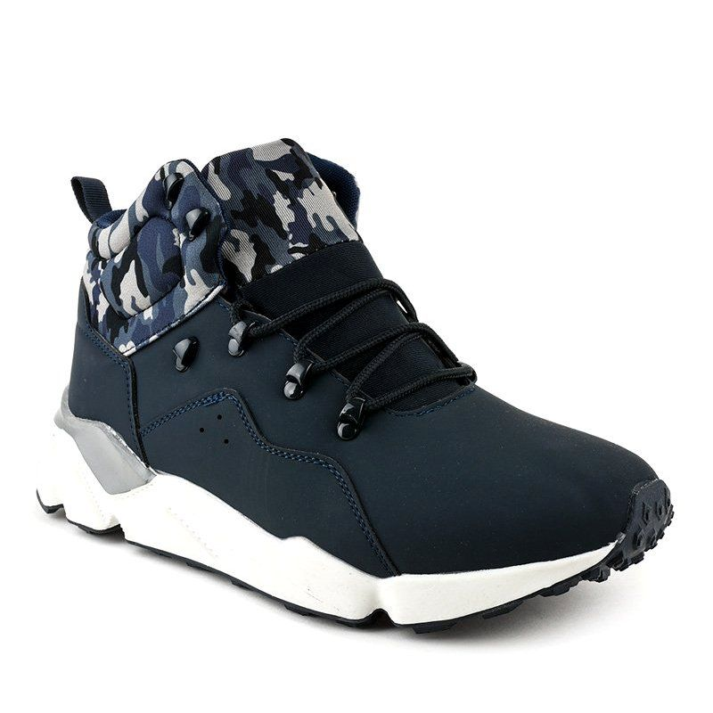 F33 2 Insulated Blue Sports Shoes Navy Shoes Perfect Shoes Sports Shoes