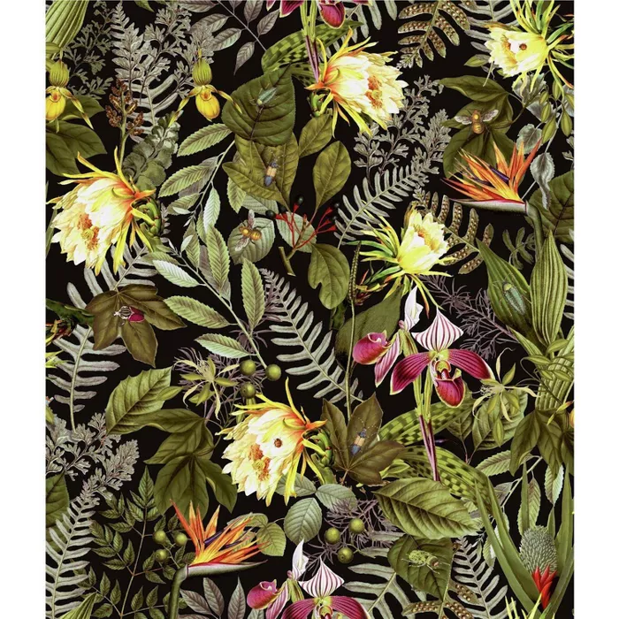 Ad Bold Wallpaper Without The Commitment Removable Wallpaper From Devine Color And Target Fyi Target Home Wallpaper Accent Wallpaper Wallpaper Accent Wall
