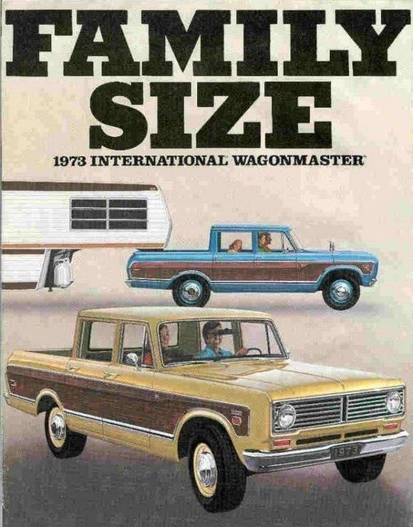1973 International Travelall Wagonmaster