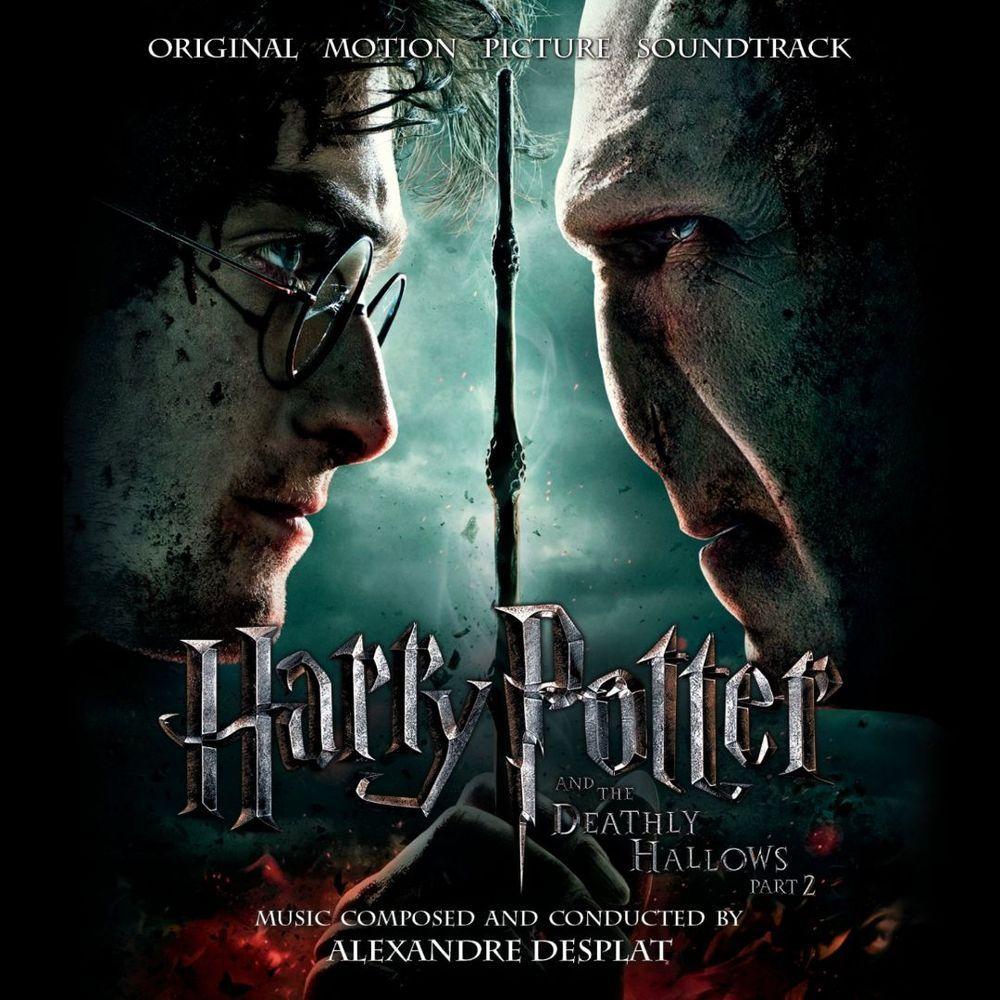 Best Buy Harry Potter And The Deathly Hallows Pt 2 Original Motion Picture Soundtrack Lp Vinyl In 2021 Deathly Hallows Book Deathly Hallows Part 2 Harry Potter Deathly Hallows