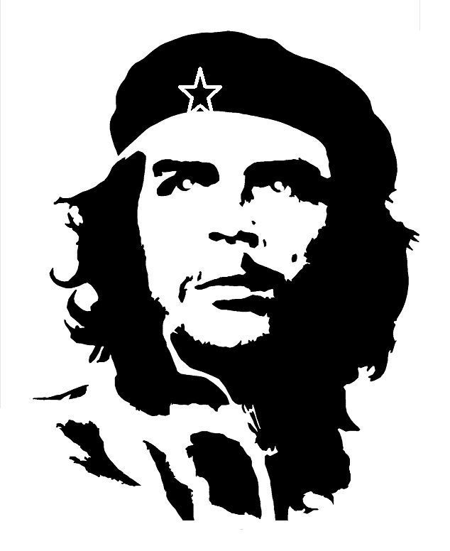 high detail airbrush stencil che guevara free uk postage for sale eur 4 68 see photos money. Black Bedroom Furniture Sets. Home Design Ideas