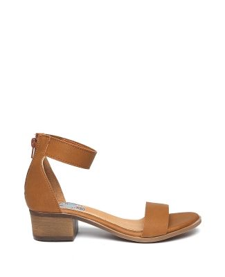 01204533 Sandalia café | Tacones | Sandalias, Zapatos capa de ozono y Capa de ...