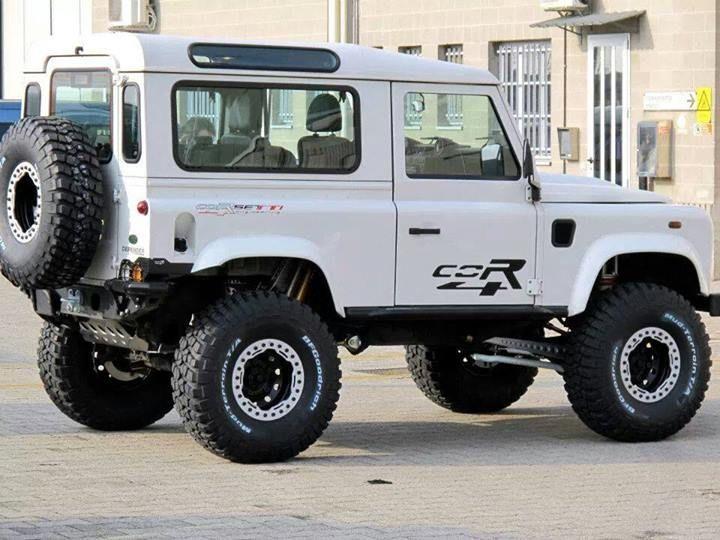 Land Rover Defender Lifted Www Pixshark Com Images