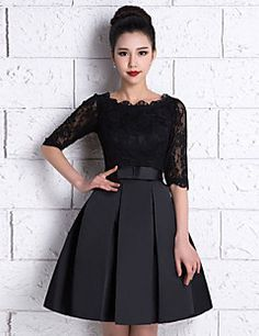 Color Negro Dresses